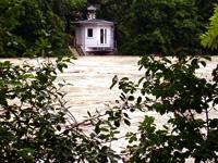 Abbildung Hochwasser Inn